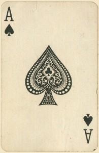 Prakeikimo diagnozavimas žaidimo kortomis