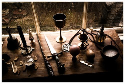 Magijos ritualai