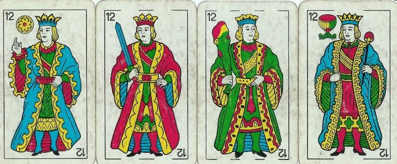 Pranašystės žaidimo kortomis