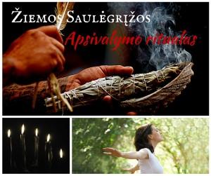 Žiemos Saulėgrįžos Apsivalymo nuo negatyvo ritualas Gruodžio 22 d.