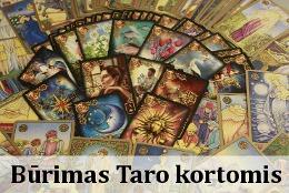 Būrimas Taro kortomis