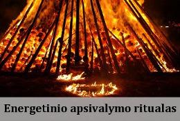 Energetinio apsivalymo ritualas