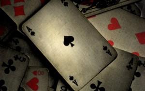 Būrimas žaidimo kortomis